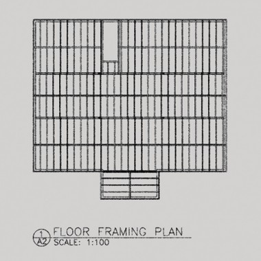 A2-FLOOR-FRAMING-PLAN