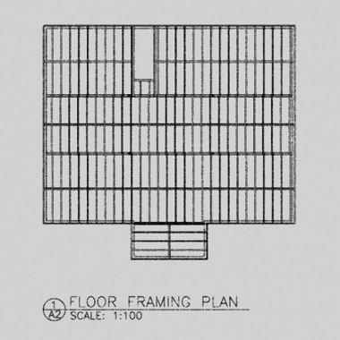 A2-FLOOR-FRAMING-PLAN