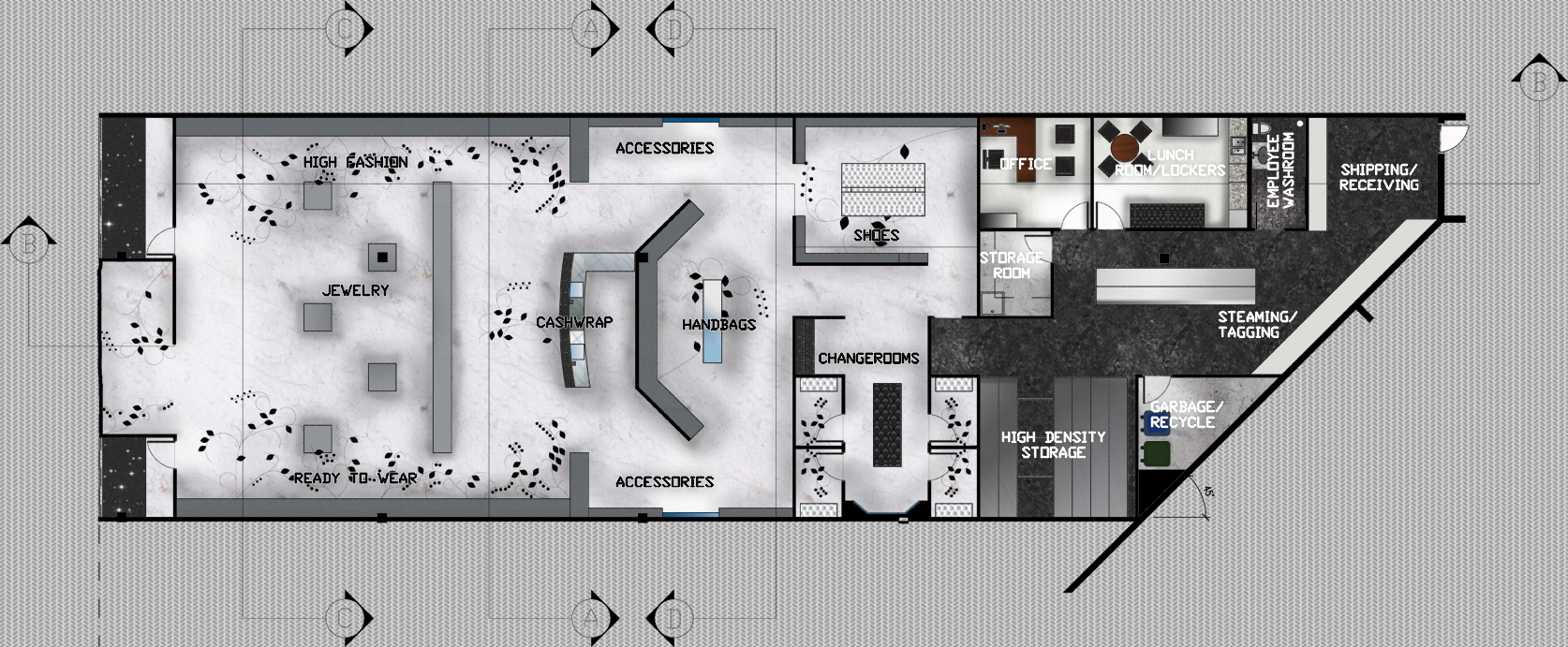 floor plan programs house plans awesome floor plan programs 1 floor plan rendered jpg